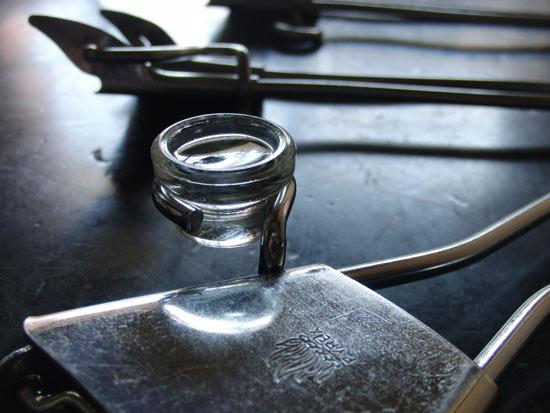 フレームウェア ハンドルの詳細写真