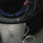 耐熱ガラス製フライパンの使い方