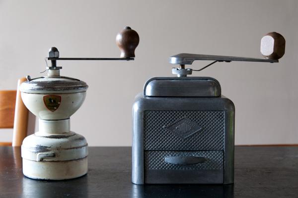 フランス アンティークコーヒーミル