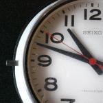 セイコーバス時計詳細