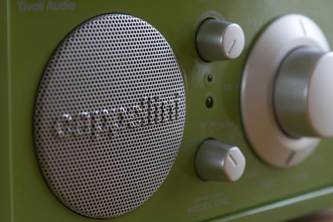 Tivoli Audio Model One Cappellini Collection
