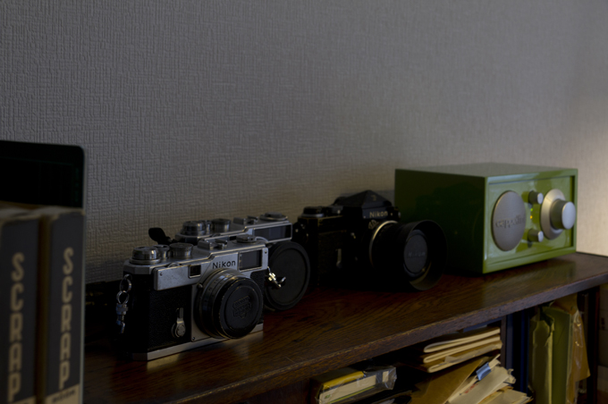 チボリオーディオ モデルワン Nikon カメラ ディスプレイ