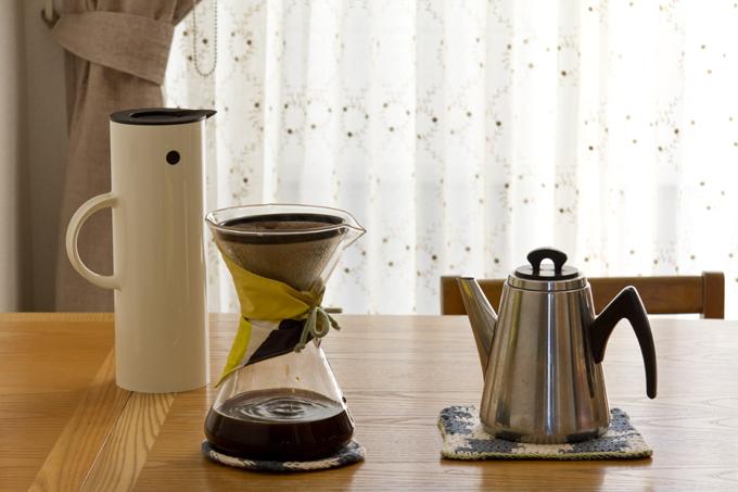 ヴィンテージケメックス コアヴァKone ステンレスコーヒーフィルター