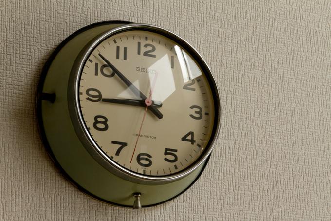 SEIKO バス時計