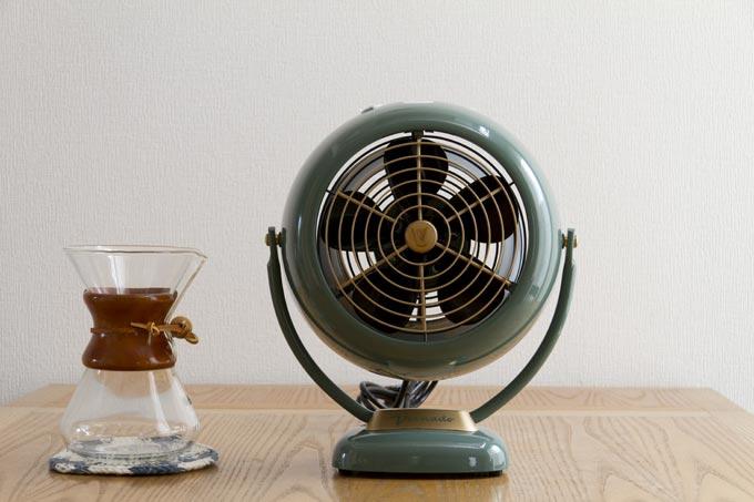 VORNADO CLASSIC CIRCULATOR FAN VFAN-JP / Vintage CHEMEX 6cup