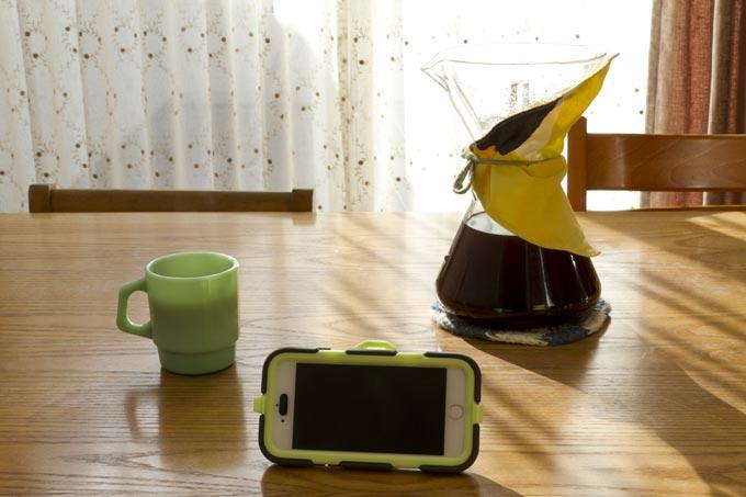 ファイヤーキングジャパンマグ グリフィンiPhoneケース ヴィンテージケメックス