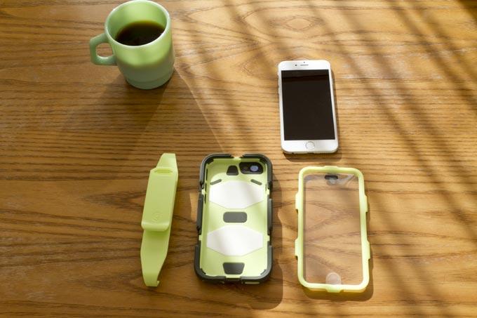 ファイヤーキングジャパンマグ グリフィンiPhoneケース
