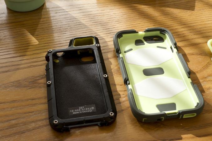 グリフィンiPhoneケース ピュアギアPX360 Extreme Protection System for iPhone