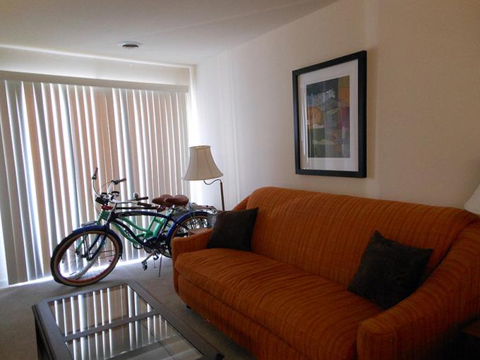 Living Room / Photo Amy Meredith
