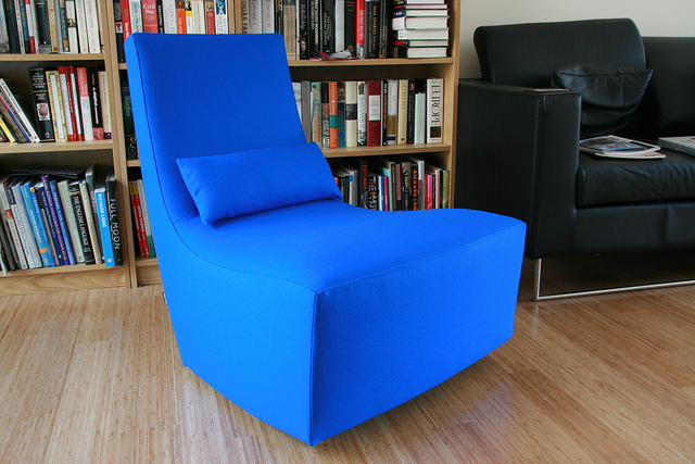 My New Chair By Robert Scarth