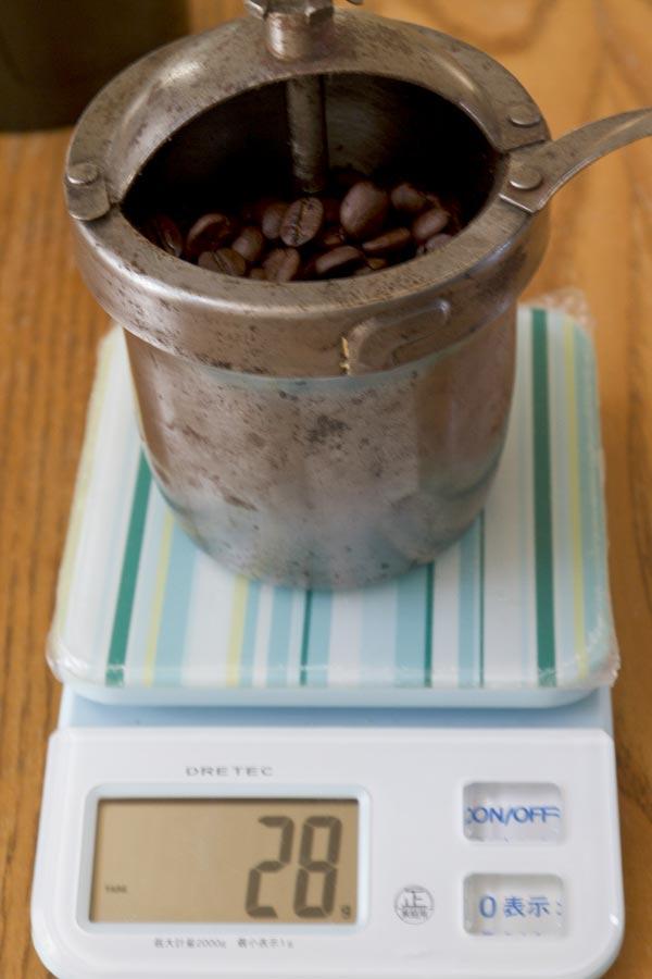 ヴィンテージ プジョーコーヒーミル