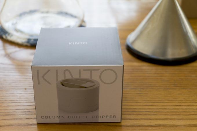 KINTO コラム コーヒードリッパー
