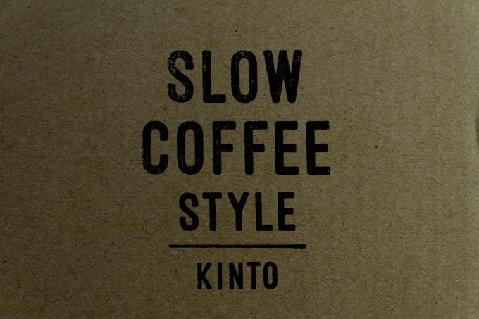 KINTO ステンレスフィルターの箱