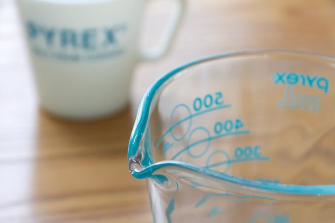 Pyrex 2Cup 100th Anniversary Measuring Cup