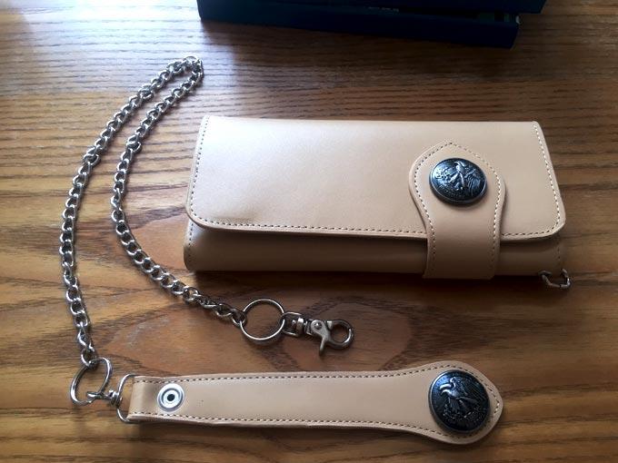 楽天で購入した中学生向け財布
