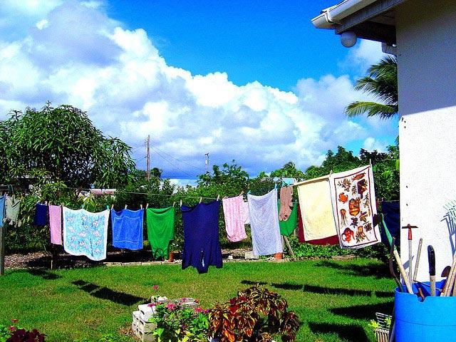 Island laundry