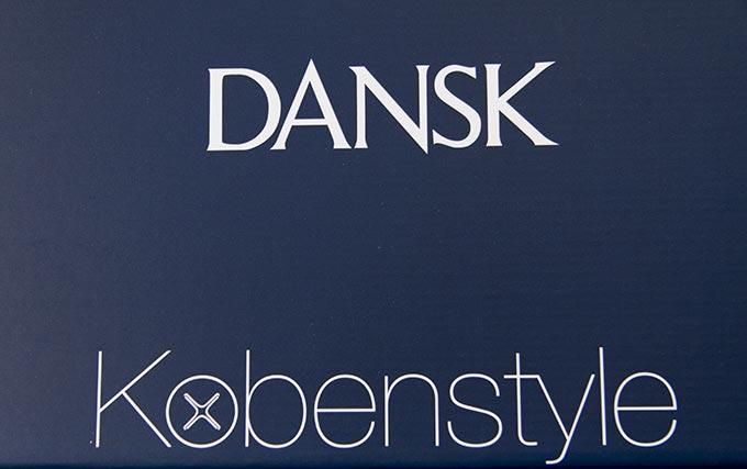 DANSKコベンスタイル片手鍋の箱