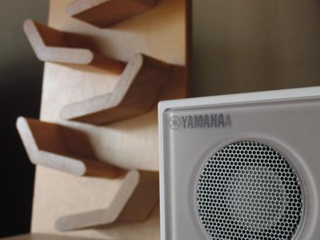 iPod用のスピーカーYAMAHA TSX-80