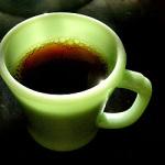 ファイヤーキングの視覚効果について、Dハンドルマグにコーヒーを入れて考えてみる。
