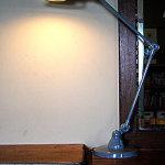 ジェルデのランプ設置 勉強机の照明について