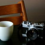 クラシックカメラのある暮らし:NikonSP