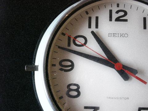 SEIKOバス時計